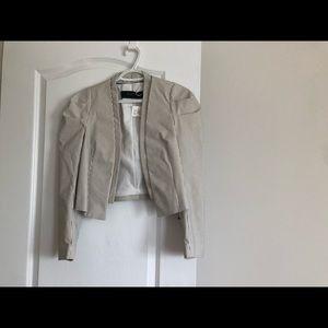 Zara women size 28 (m) brand new summer blazer